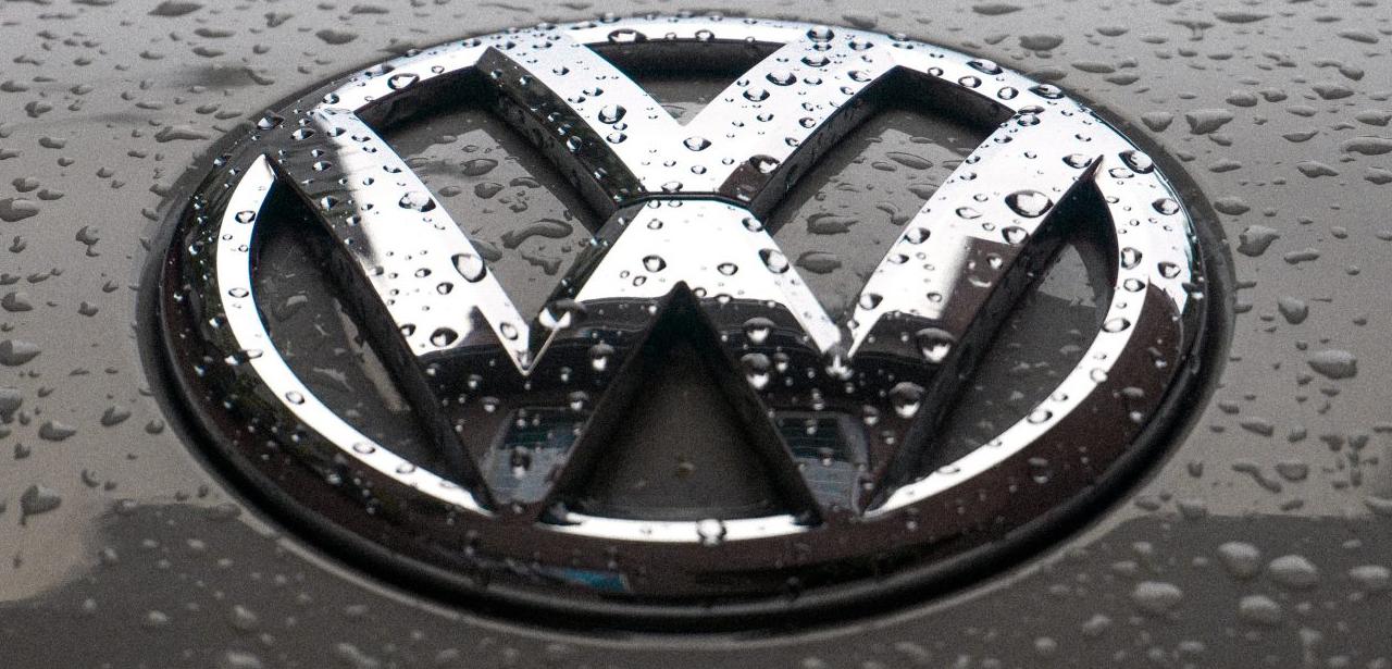 Logo des Volkswagen-Konzerns